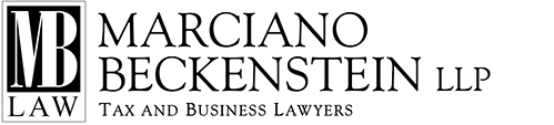 Marciano Beckenstein LLP MBLAW Logo